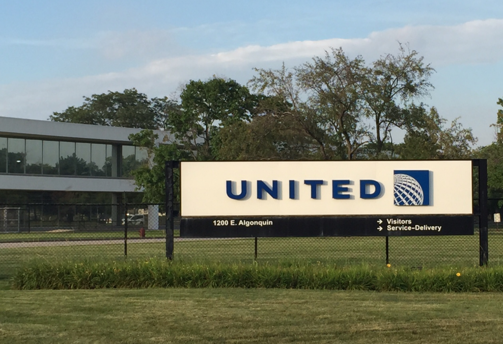 United Airlines Illegal Abatement At Former World